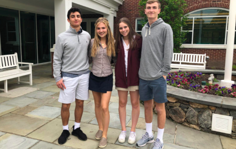 Meet the 2019-2020 Student Council