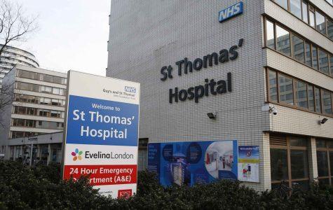 Guy's and St. Thomas' Hospital (CNN)