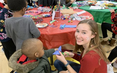 Carver Holiday Party: A Junior Class Tradition