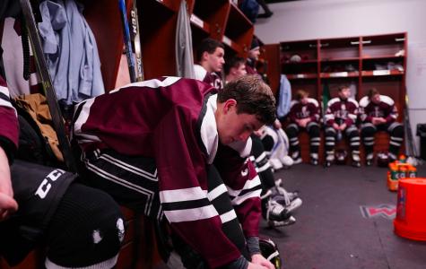 The Camaraderie of SLS Boys Hockey