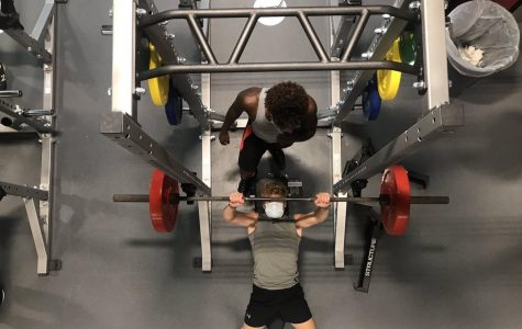 SLS Students Weigh in on the New Weight Room