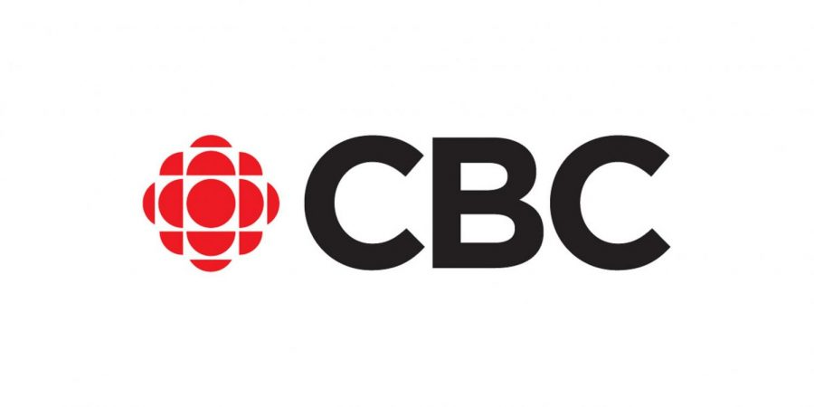 The logo of the Canadian Broadcasting Corporation (Image courtesy of the Canadian Broadcasting Corporation)
